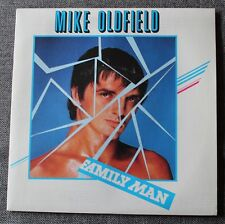 Mike Oldfield, family man / mount teide, SP - 45 tours  France