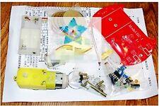 LM393 DIY robot tracing/tracking car patrol car kit electronics kit  smart