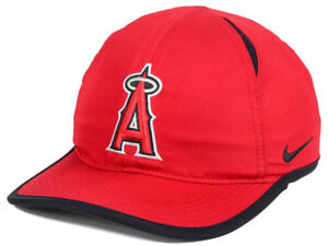 Los Angeles Angels Nike MLB Dri-Fit Featherlight Adjustable One Size Fits Most