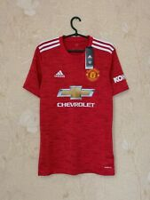 Manchester United 2020 - 2021 home football shirt jersey Adidas size S