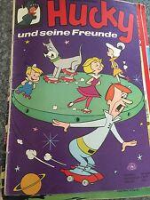 Hucky Huckleberry Finn German Comic Magazine Vintage