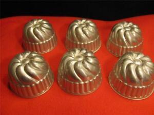 Baking Molds Dessert Molds Jello Molds Kitchen Molds cake molds vintage doughnut molds