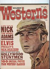 Wildest Westerns May 1961 Elvis Presley James Warren Nick Adams 072420DBE