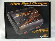 Dynamite Nitro Field Charger 1-8 Cell 3 Station Peak Detection Charger DYN4059