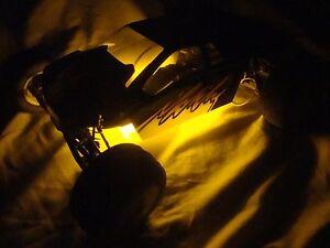 Traxxas Rustler / Bandit Version 2 (VXL / XL-5 / etc) LED underglow kit - YELLOW