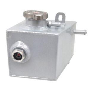 For Mini Cooper 02-08 Aluminum Coolant Overflow Tank With Cap