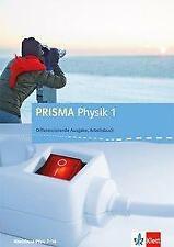 PRISMA Physik. Differenzierende Ausgabe für Rheinland-Pfalz. Arbeitsbuch 1....