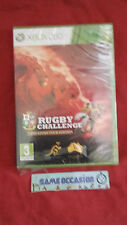 RUGBY CHALLENGE 2 II LIONS TOUR /  XBOX 360 COMPLET MICROSOFT PAL