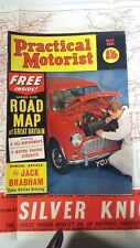 "Practical Motorist Magazine Armstrong Siddeley Know Your ""V W"" May 1961"
