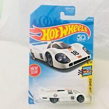 Hot Wheels Porsche 917 LH '18 Legends of Speed #8 GULF OIL 70's LeMans MC