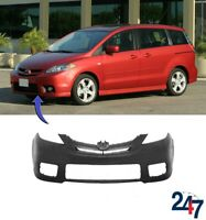 NEW MAZDA 5 2005 - 2007 SPORT FRONT BUMPER COVER CT1850031