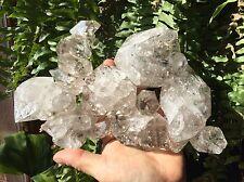 Museum Grade Herkimer Diamond Quartz Large Crystal Cluster New York NY RARE!