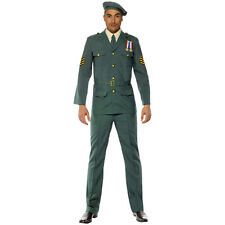 TOP Totty GUERRA COSTUME US Army Officer Costume sul petto