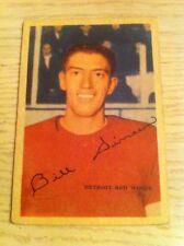 1953-54 Parkhurst #38 William Bill Dineen/Alger Al Arbour RC ROOKIE CARD ERROR