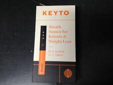 Keto breath Sensor for Ketosis & Weight Loss