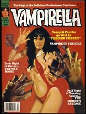 1988 VAMPIRELLA #113 1ST HARRIS ISSUE - VERY LOW PRINT RUN - HIGH GRADE KEY