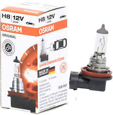 1X H8 OSRAM LAMPS BULBS HEADLIGHT Halogen Car Lamp Light Original Light