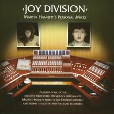 Joy Division : Martin Hannett's Personal Mixes CD (2007) ***NEW***