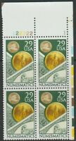 Scott# 2558 - 1991 Commemoratives - 29 cents Numismatics Plate Block (B)