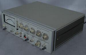 HP/Agilent 339A Distortion Measurement Test Set w/Option 001 (Opt. 1)