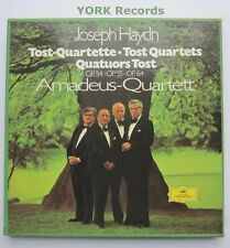 DG 2740 107 - HAYDN - Tost Quartets AMADEUS QUARTET - Ex Con 6 LP Record Box Set