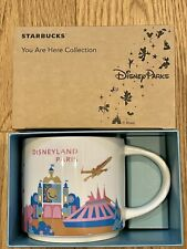 More details for new starbucks disneyland paris you are here boxed coffee mug cup park disney yah