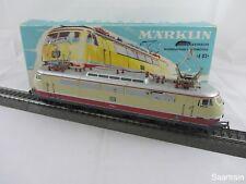 Märklin 3053 E Lok Br 103 002 2 der DB rot beige E 03 mit Originalverpackung