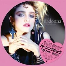 RSD 2018 BRAND NEW Japan Madonna The First Album Picture Disc  Record Store Day