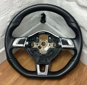 Genuine VW Scirocco, Golf MK6, MFSW leather steering wheel 1K8419091. Polo R C16