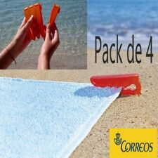 Pinza Para Toalla De Playa PACK de 4  sujetar Toalla de playa Beach Towel CLIP
