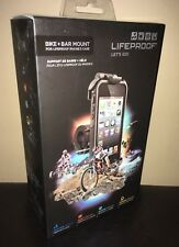 LifeProof Bike + Bar Mount for LifeProof iPhone 5 5S & SE Case - Black