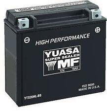 Yuasa - YUAM620BH (PLT-120) - High Performance Maintenance Free Battery`