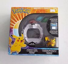 TOMY POKEMON Z RING BRACELET WITH PIKACHU COMPATIBLE WITH NINTENDO 3DS/2DS