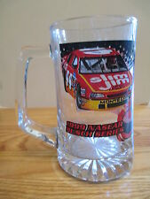 "1999 Slim Jim Nascar Series 7"" Ceramic Mug Terry, Justin & Bobby LaBonte"