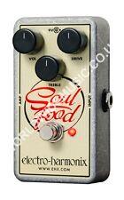 Ehx Electro Harmonix Soul distorsión/fuzz/overdrive de alimentos FX Guitarra Pedal