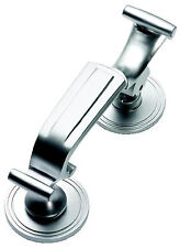 Large Satin Chrome Doctors Style Door Knocker (SCP25B)