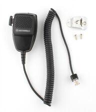 HMN3596A MOBILE MIC For MOTOROLA SM50 M1225 CM200 PM400 CDM1250 CDM1550LS Microp