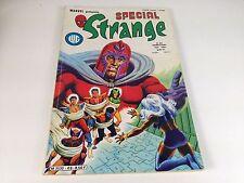 COMICS  EO REVUE SPECIAL  STRANGE   N° 40 1985
