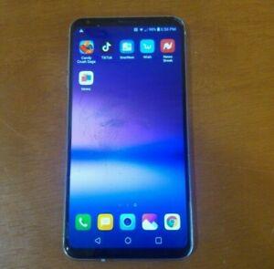 LG V30 ThinQ H931 - 64GB - Cloud Silver (AT&T) Smartphone