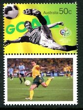 2006 Qantas Socceroos World Cup Squad  MUH With Personalised Tab (A)