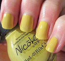 Nicole by OPI Kardashian Kolor Nail Polish #NI K25 Ladies in the Limelight