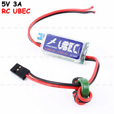 HOBBYWING RC UBEC 5V 6V 3A Max 5A Lowest RF Noise BEC for Quadcopter Drone HOT