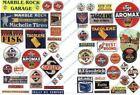 JL INNOVATIVE HO 1930-50'S VINTAGE GAS STATION SIGNS SKELLY (50) | 233