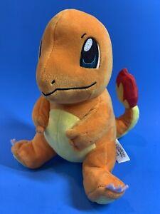 "Pokemon WCT Wicked Cool Toys Charmander 8"" Plush"