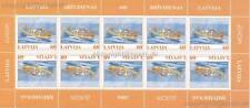 Europa CEPT 2004 vacanze-Lettonia 613 piccoli archi **