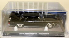 Eon 1/43 Scale - James Bond 007 Lincoln Continental Goldfinger Diecast model car