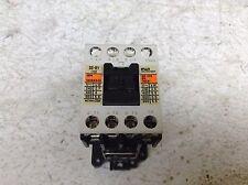 Fuji Electric SC-0Y SC13ZA 100-120 VAC Coil 5 HP Starter SC0Y