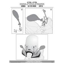 Trousse attaques spécifique A1125A pour Pare-brise 1125A HONDA SH MODE 125