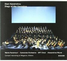 Eleni Karaindrou - Elegy of the Uprooting [New CD] Germany - Import