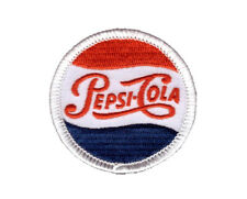 Pepsi Retro Old School Vintage Cola Jacket Shirt Iron on Patch